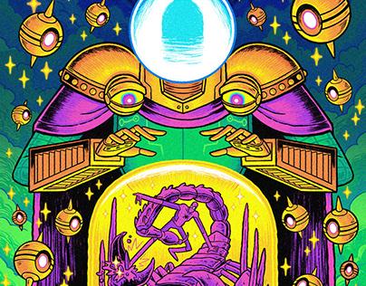 Mysterio's Menacing Menagerie!