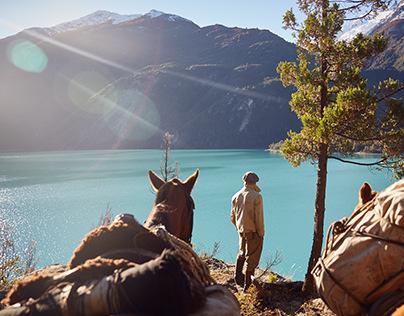 Patagonia 02: Glacial rivers and lakes