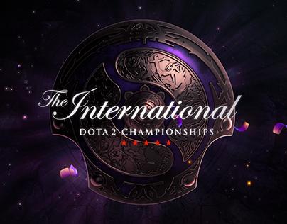 The International DOTA 2