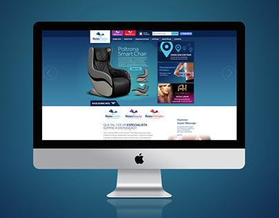 Relaxmedic Website