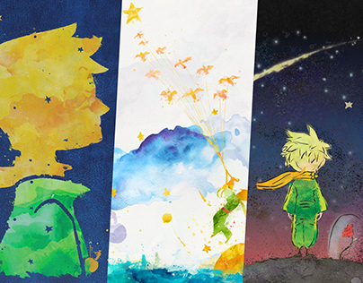 CSHR - Divers articles promos - Le Petit Prince