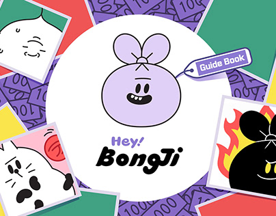 Hey Bongji Character Guide
