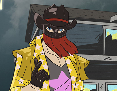 Orville Peck and Shania Twain Pitch