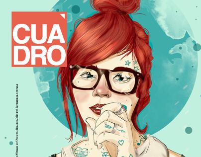 """Revista Cuadro """"Piel"""""""