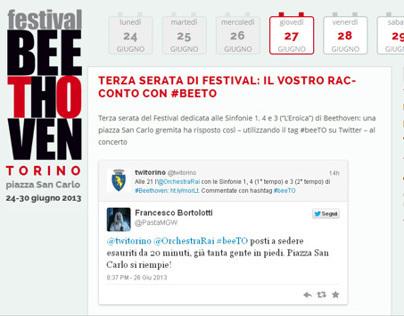 Festival Beethoven Torino