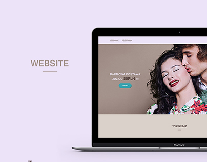 WEBSITE / SHOP