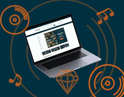 Интернет-магазин X-Sound/X-Sound web store