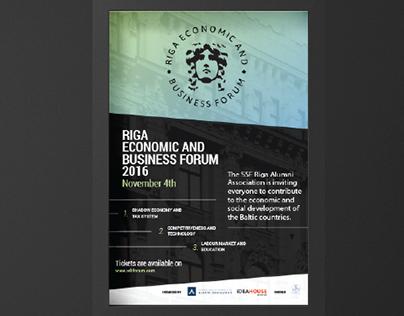 Riga Economic & Business Forum 2016