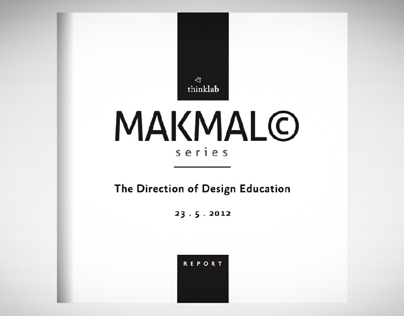MAKMAL© Series 03: Design Education
