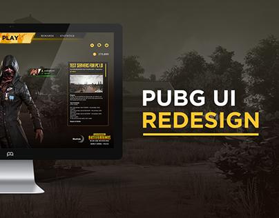 PUBG UI Concept