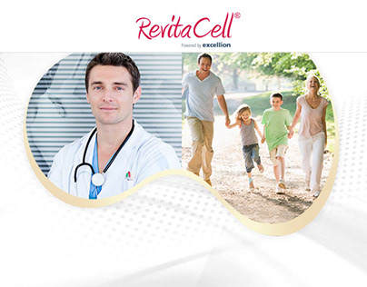 Revitacell, website