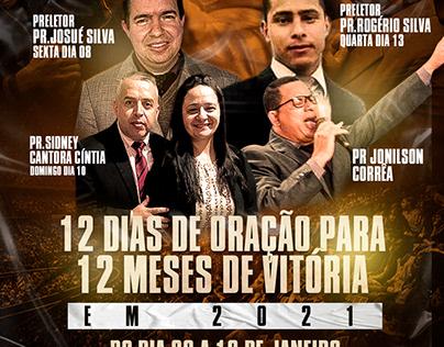 cartaz para igreja