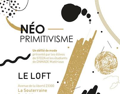 Néo-Primitivisme le défilé de mode