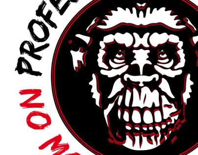 """No Monkey Business"" Logo"