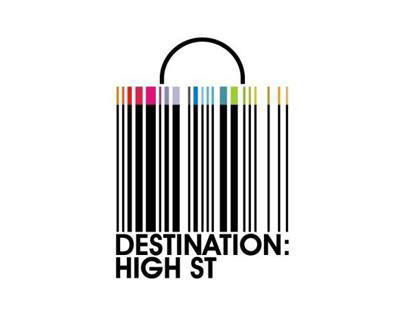 Destination: High St - Branding and Material