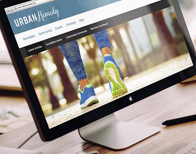 Urban Remedy Website