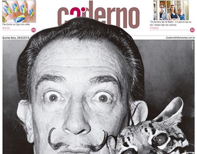 Jornal O Fluminense - Segundo Caderno (Editoração)