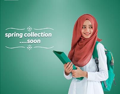 Hijab Fashion Social Media Design