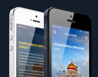 iOS7 Mosque Finder