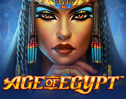AGE OF EGYPT - Playtech - 2017