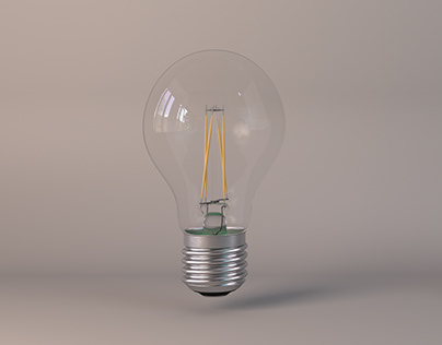 Parametric Light bulb