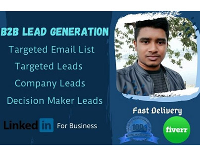 targeted b2b lead generation and finding email list