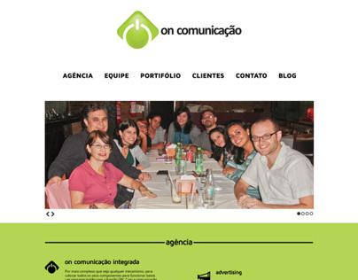 On Comunicação - Novo Site