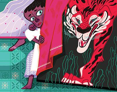 Maly Saj i wielka przygoda | children's book