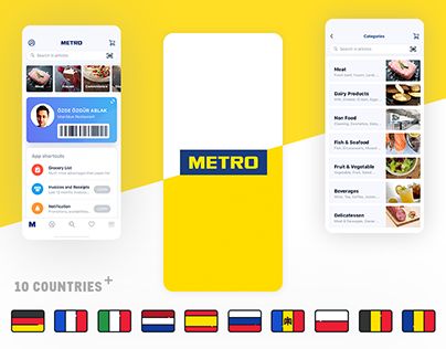 METRO wholesale/cash and carry mobile app