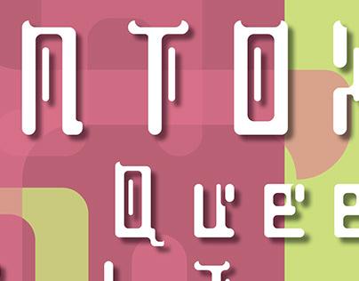 Sugar Wraith Custom Typeface