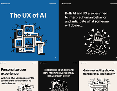 The UX of AI - Instagram Post