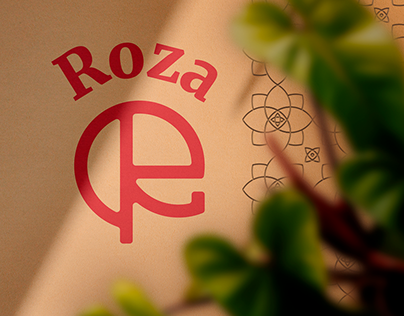 Roza - Identidad Visual