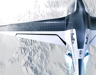 FedEx Drone concept
