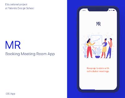 MR – Booking Meeting Room App