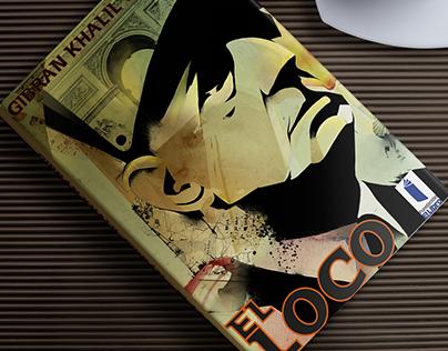Diseño portada de libro.