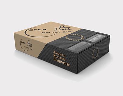 Packaging Design of Duodecim Scripta