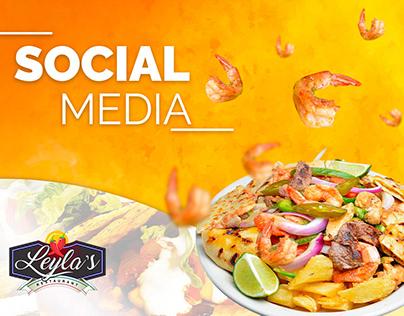 Social Media Leyla´s