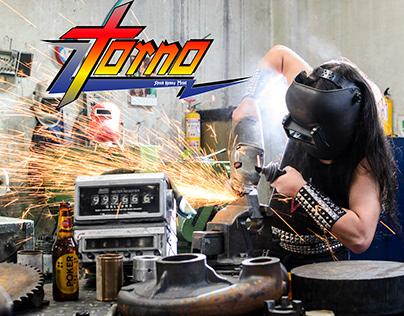 TORNO - EP Metal contra Metal