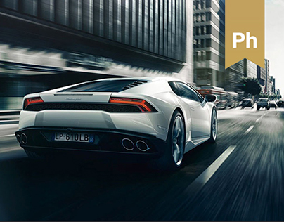 Lamborghini Huracán - launch campaign