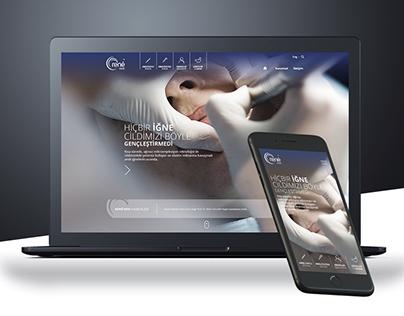 Rene Clinic Web Design