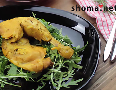 Yummy Easy Chicken Stop Motion Videography by shoma.net