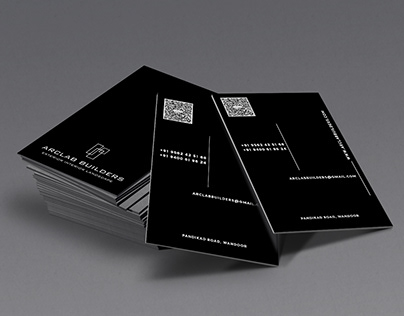 ArcLab Business Cards - Interiors | Constructors
