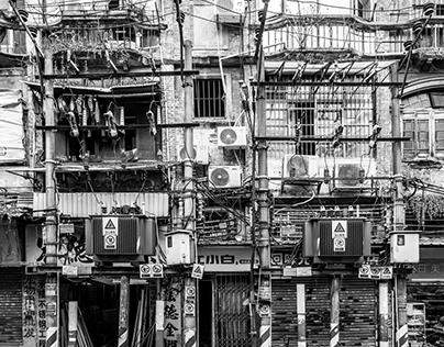 Guangzhou Losing Facade