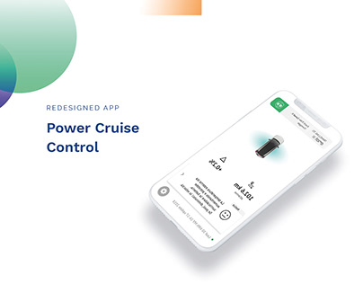 Power Cruise Control - Redesign