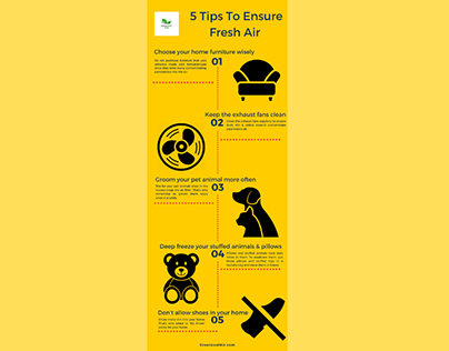 5 Tips To Ensure Fresh Air In Your Home