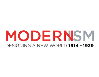 Modernism: Designing a New World, 1914-1939