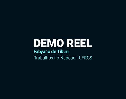 Demo Reel - Napead