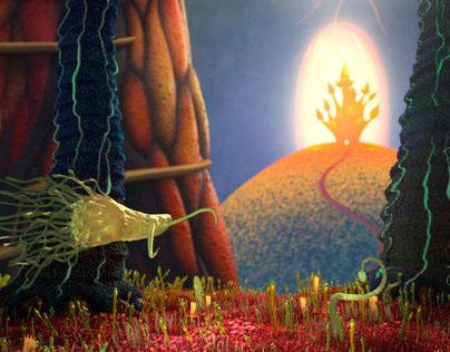 Portals - animated short film