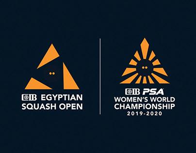 CIB International Squash Open Social Media Coverage
