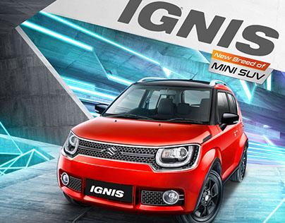 Suzuki IGNIS Mini SUV